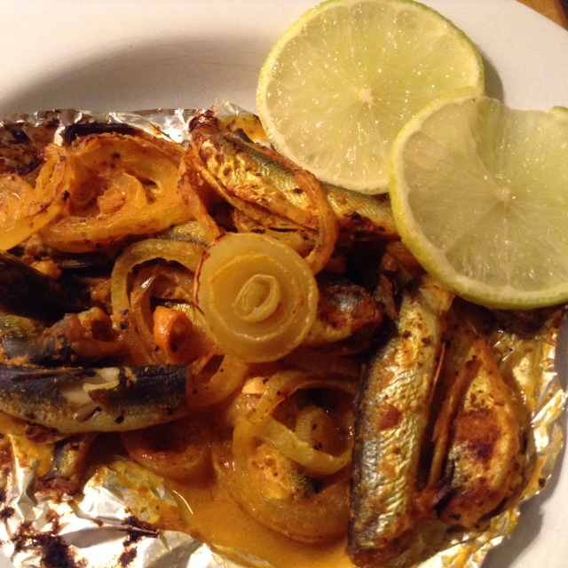 Baked fish recipe